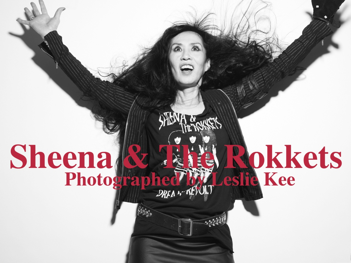 Sheena & The Rokkets Photograp...